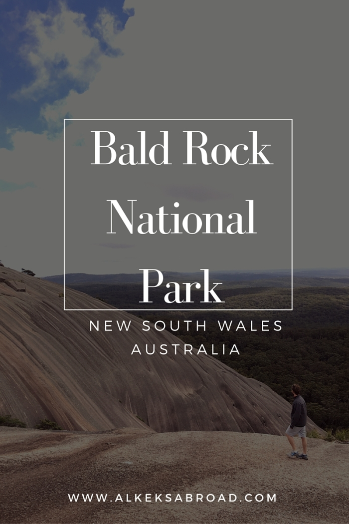 BaldRockNationalPark