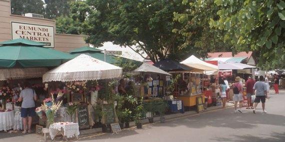 Eumundi-Markets