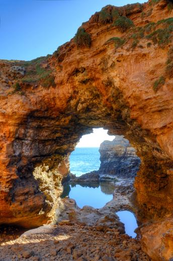 The Grotto, Shipwreck Coast, Victoria, Australia