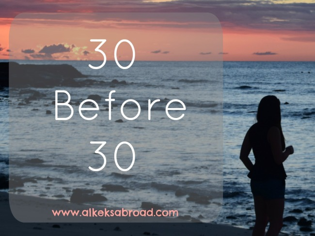 30Before30