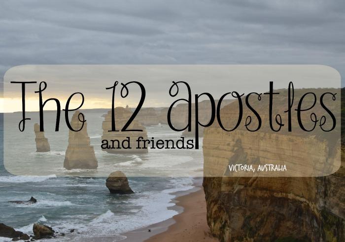 12 Apostles Victoria, Australia