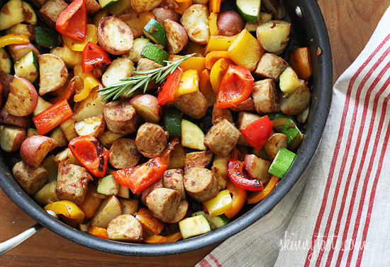 Sausage-potatoes-peppers-and-zucchini-550x377